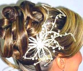 Conselhos para penteados de noiva