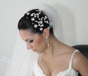 O penteado perfeito para casamento